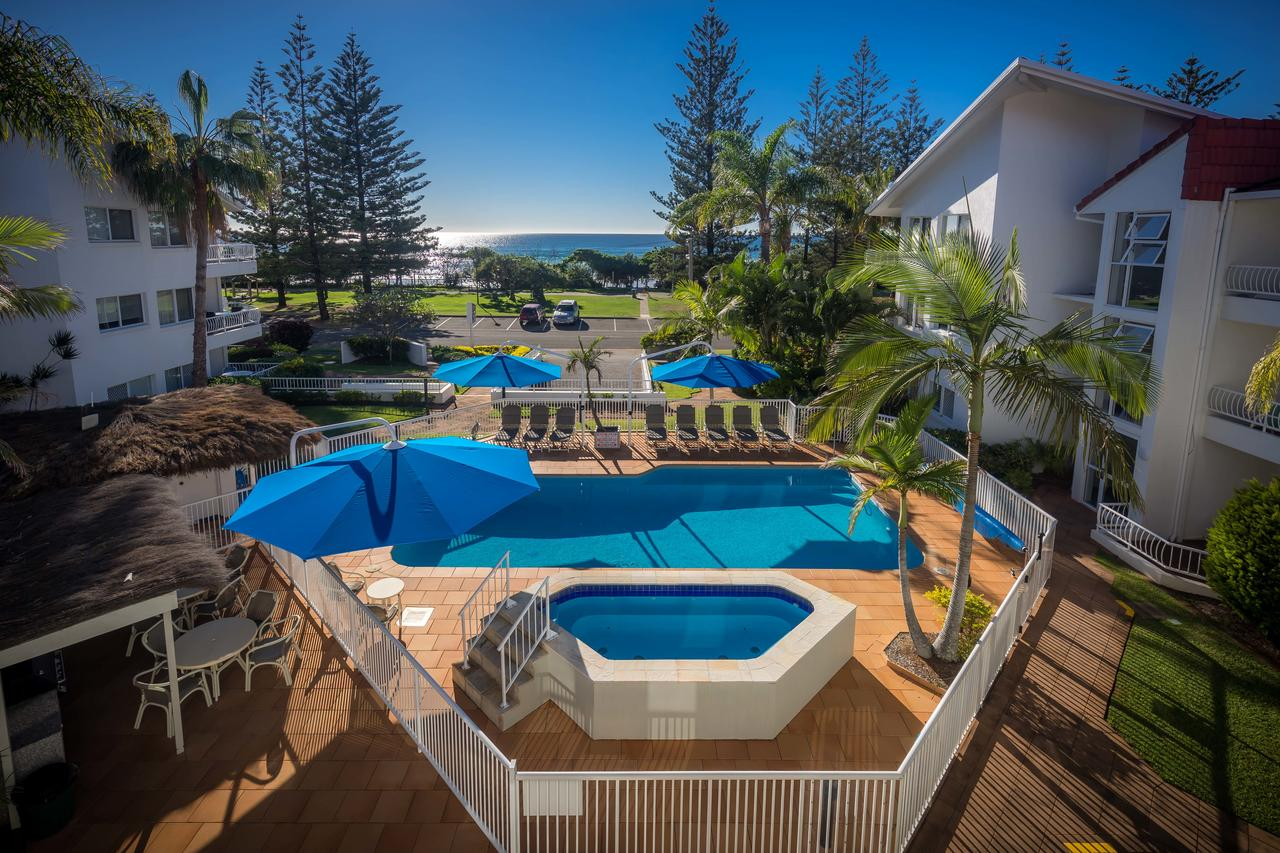 Le Beach Apartments - Accommodation Rockhampton