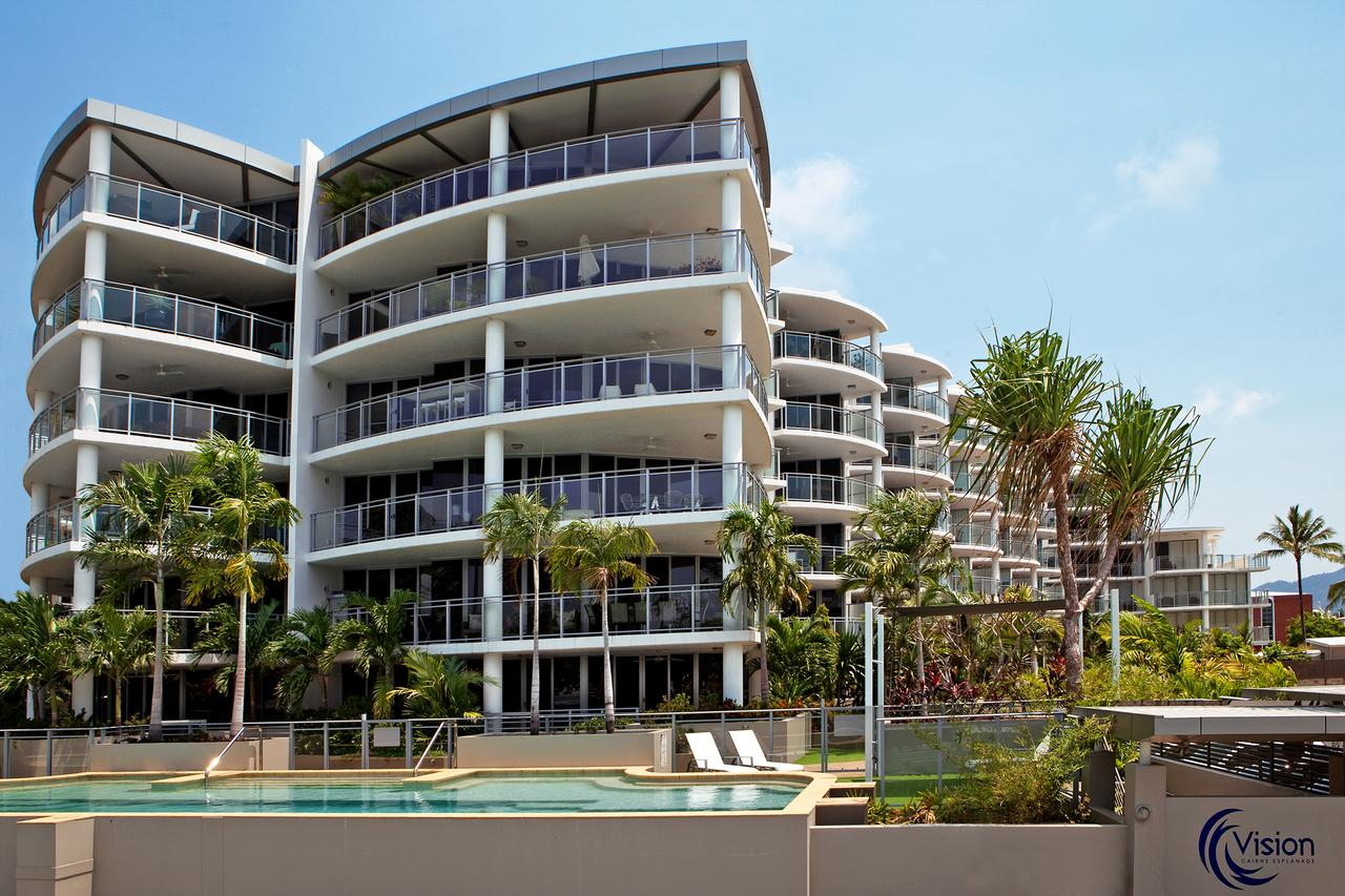 Vision Apartments - Accommodation Rockhampton