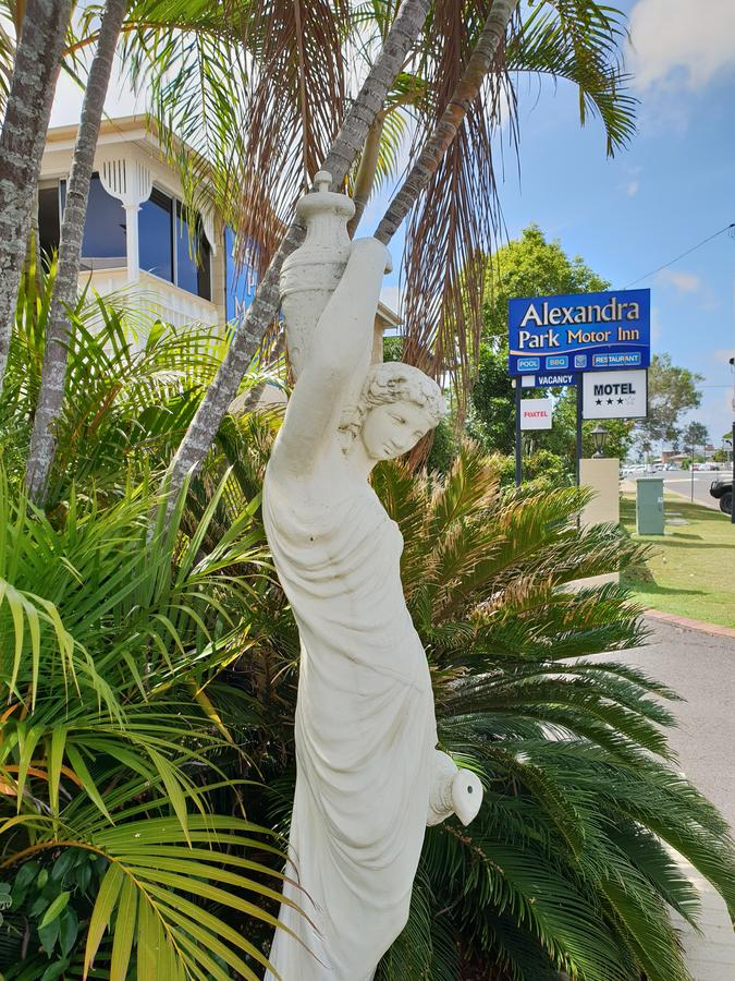 Alexandra Park Motor Inn - Accommodation Rockhampton