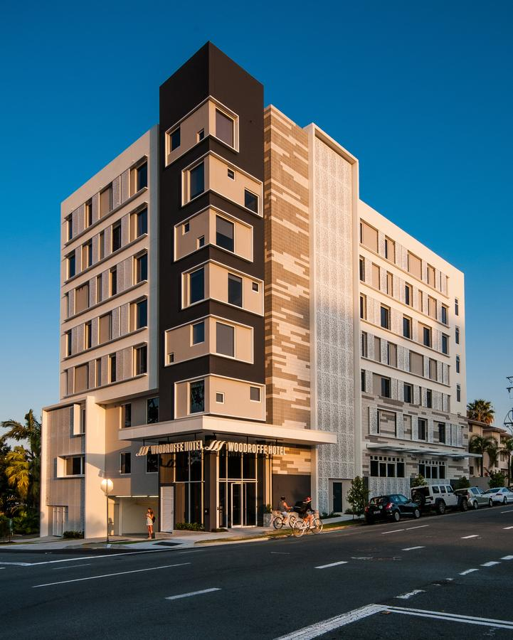 Woodroffe Hotel - Accommodation Rockhampton
