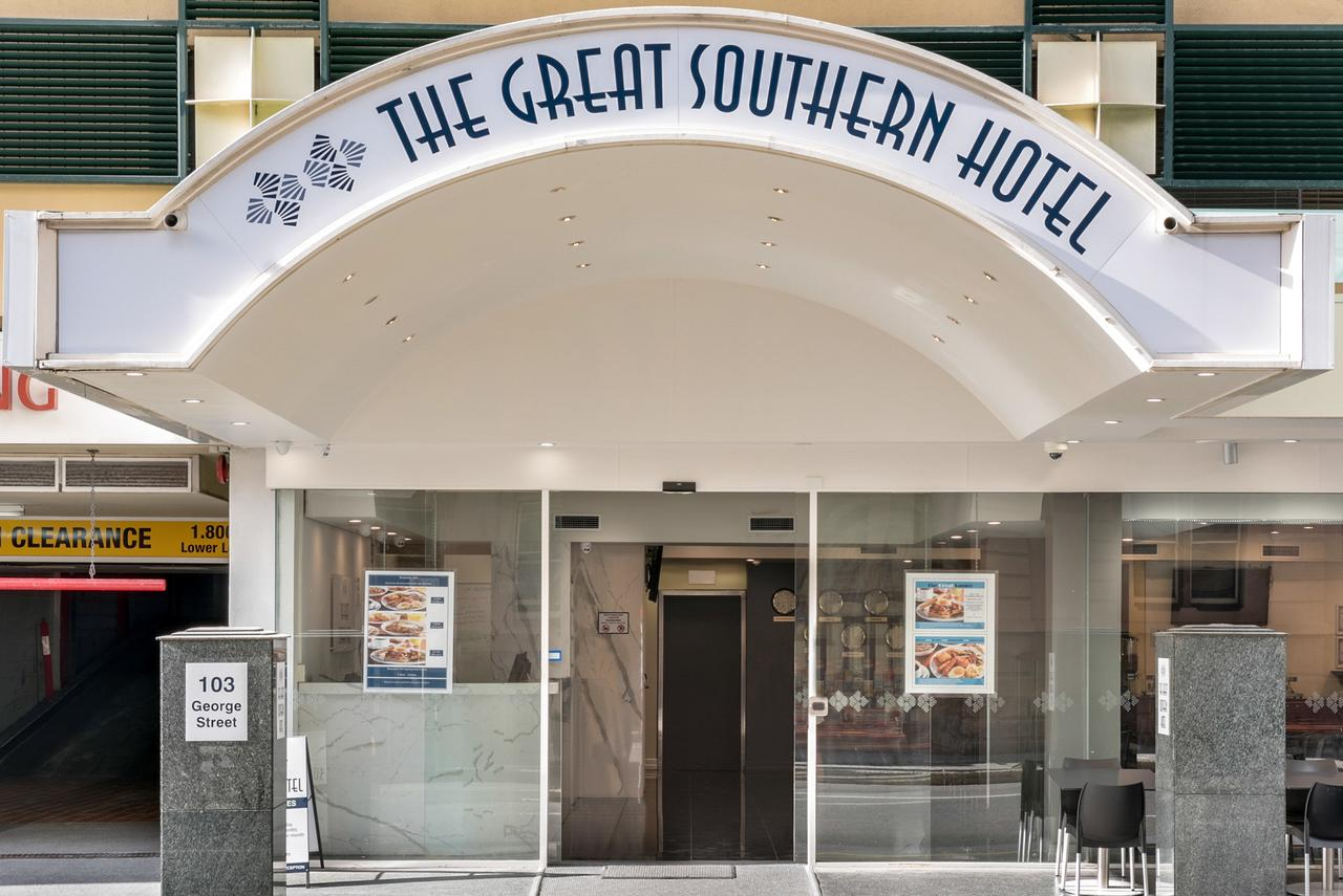 Great Southern Hotel Brisbane - Accommodation Rockhampton
