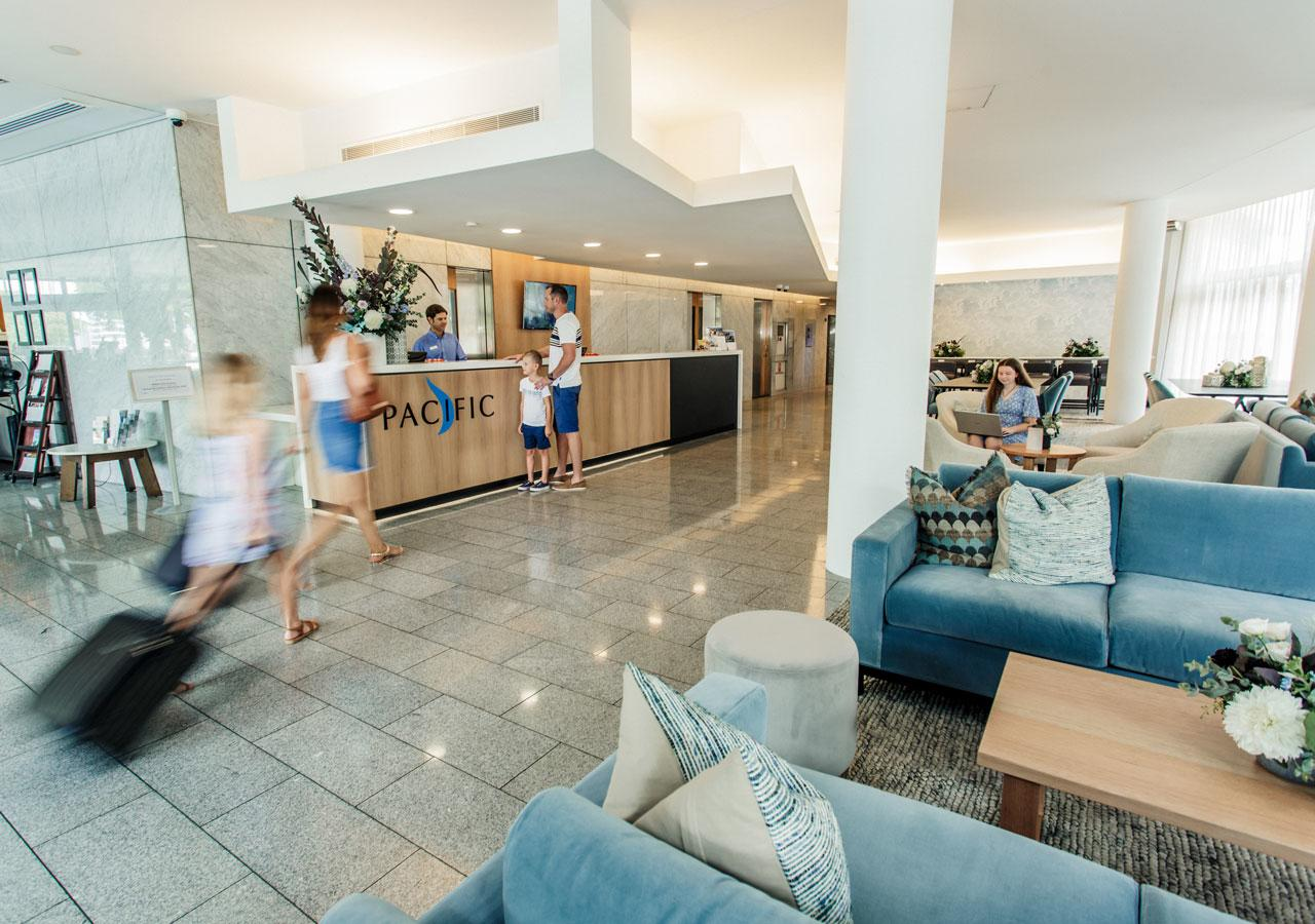 Pacific Hotel Brisbane - Accommodation Rockhampton