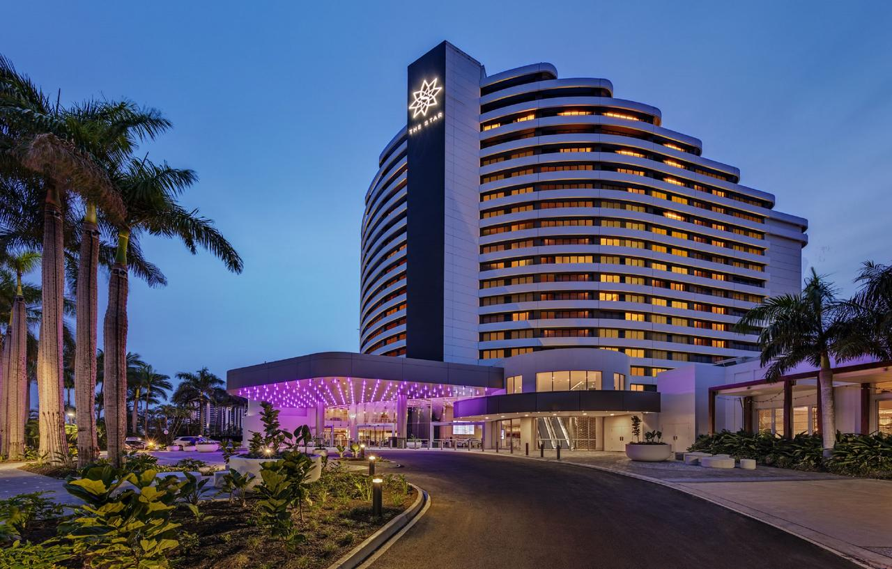 The Star Grand at The Star Gold Coast - Accommodation Rockhampton