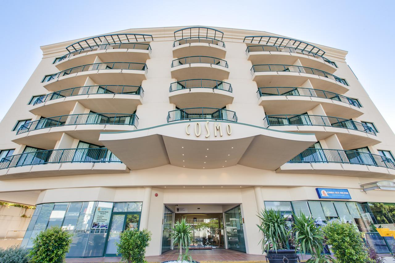Central Cosmo Apartment Hotel - Accommodation Rockhampton