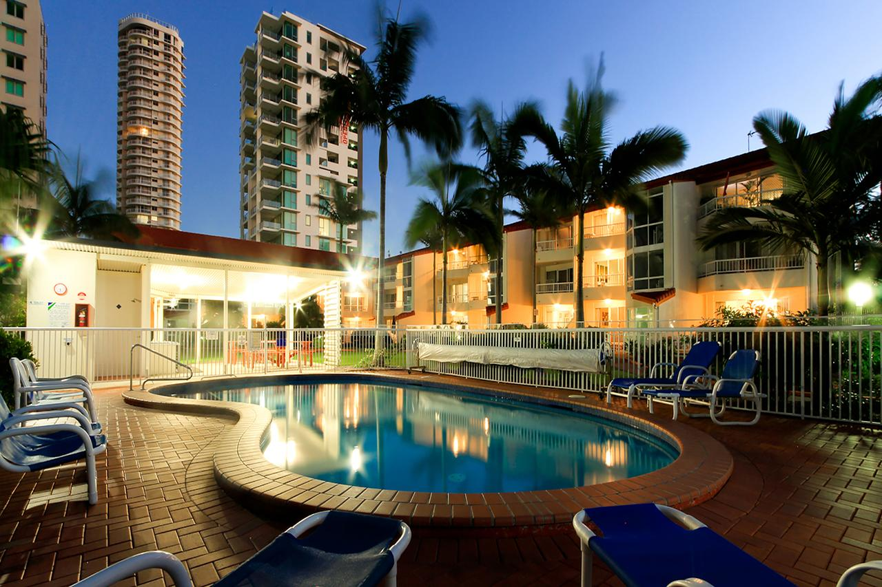 Key Largo Holiday Apartments - Accommodation Rockhampton