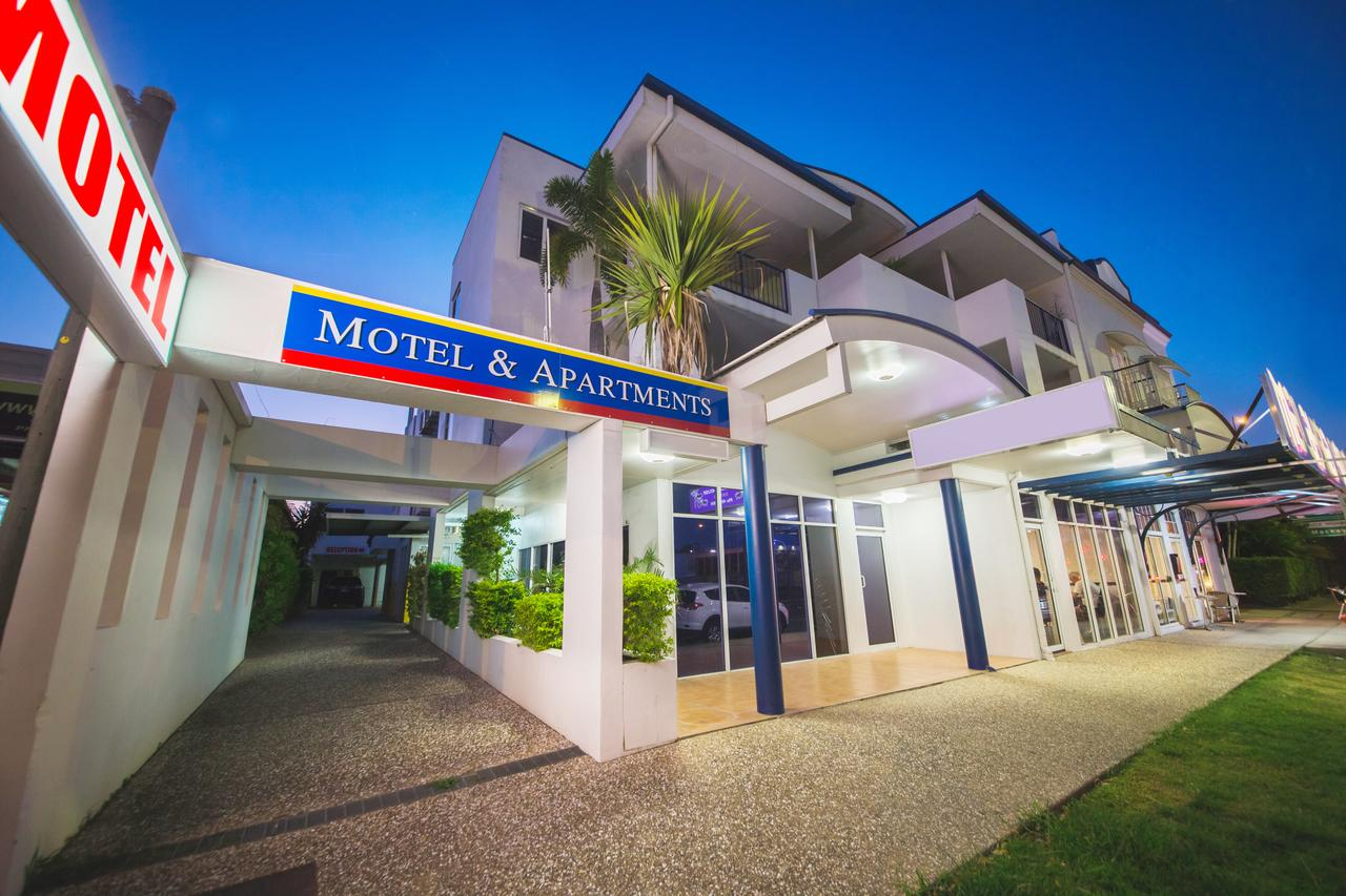 Cosmopolitan Motel  Serviced Apartments - Accommodation Rockhampton