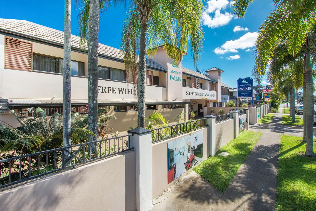 Cairns City Palms - Accommodation Rockhampton