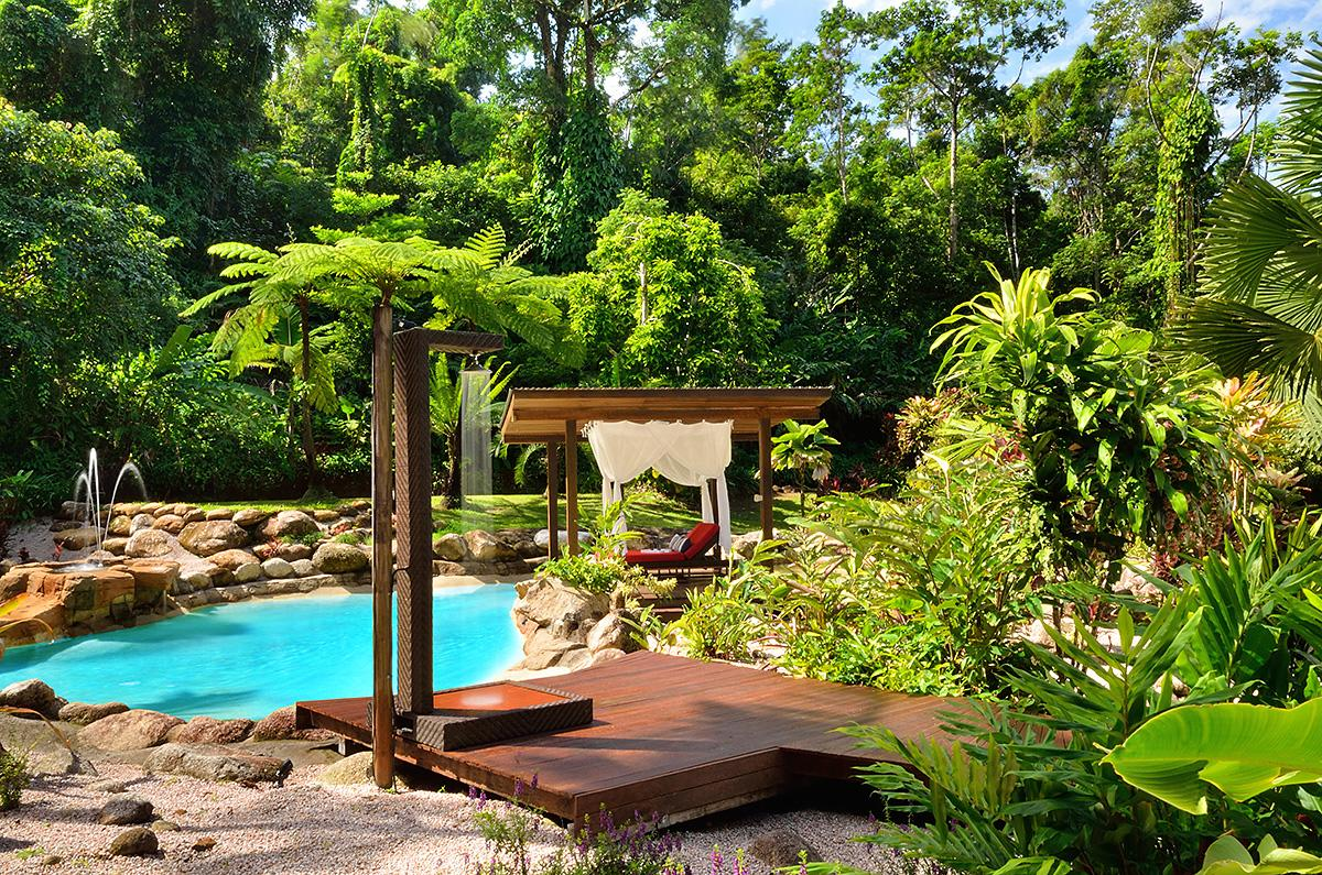 Misty Mountains Rainforest Retreat - Accommodation Rockhampton