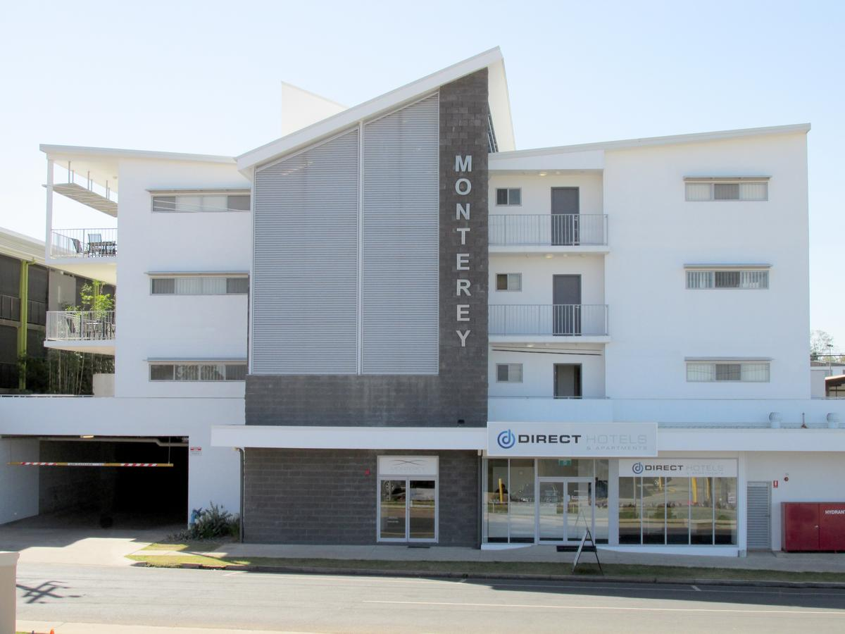 Direct Hotels - Monterey Moranbah - Accommodation Rockhampton