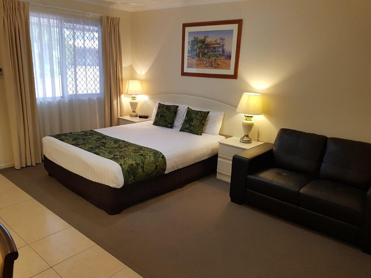 The Palms Motel - Accommodation Rockhampton