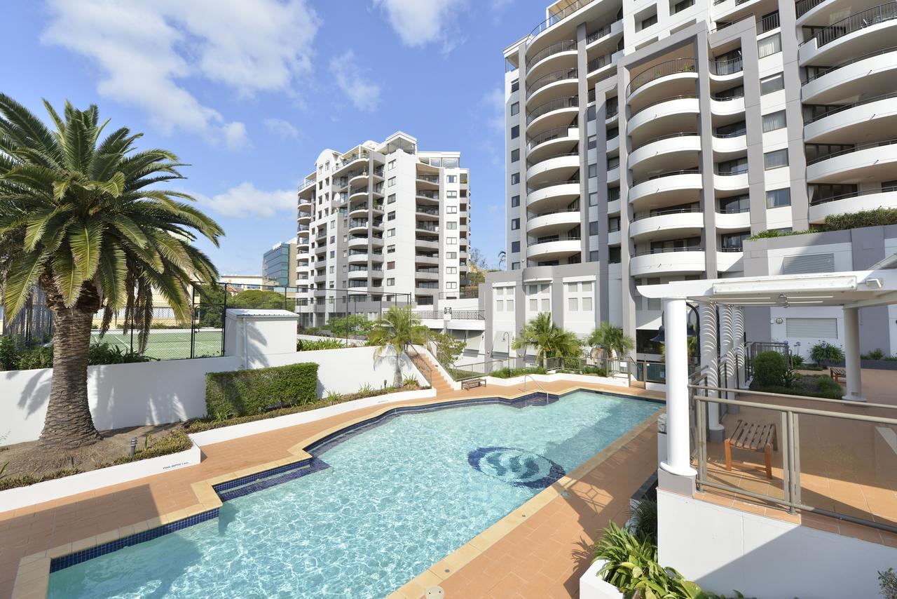 The Oasis Apartments - Accommodation Rockhampton