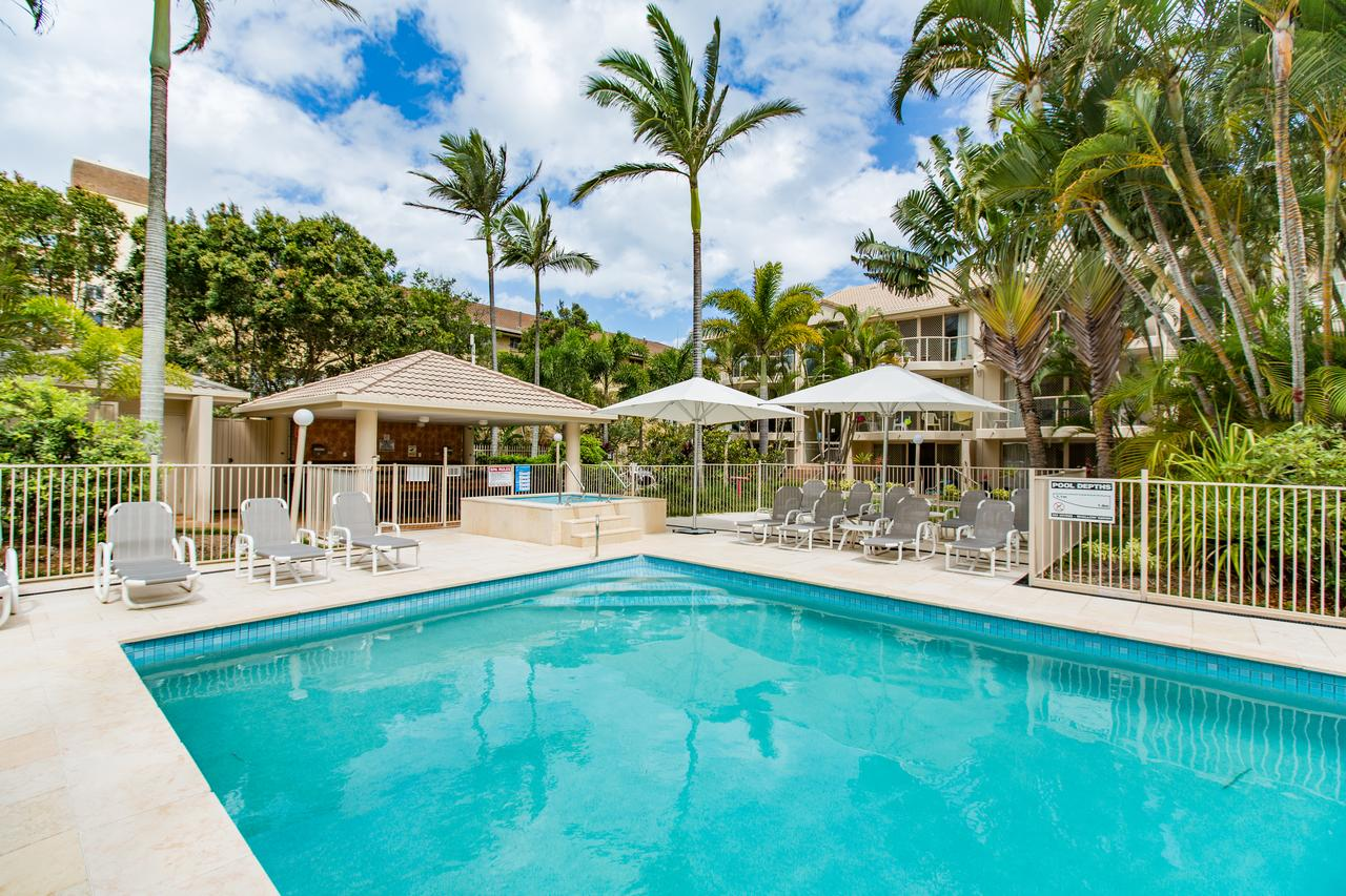 Miami Beachside Holiday Apartments - Accommodation Rockhampton