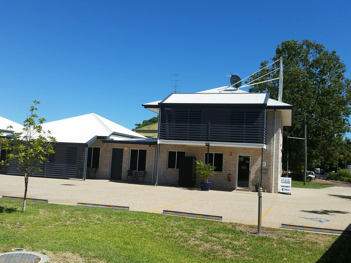 Emerald Park Motel - Accommodation Rockhampton