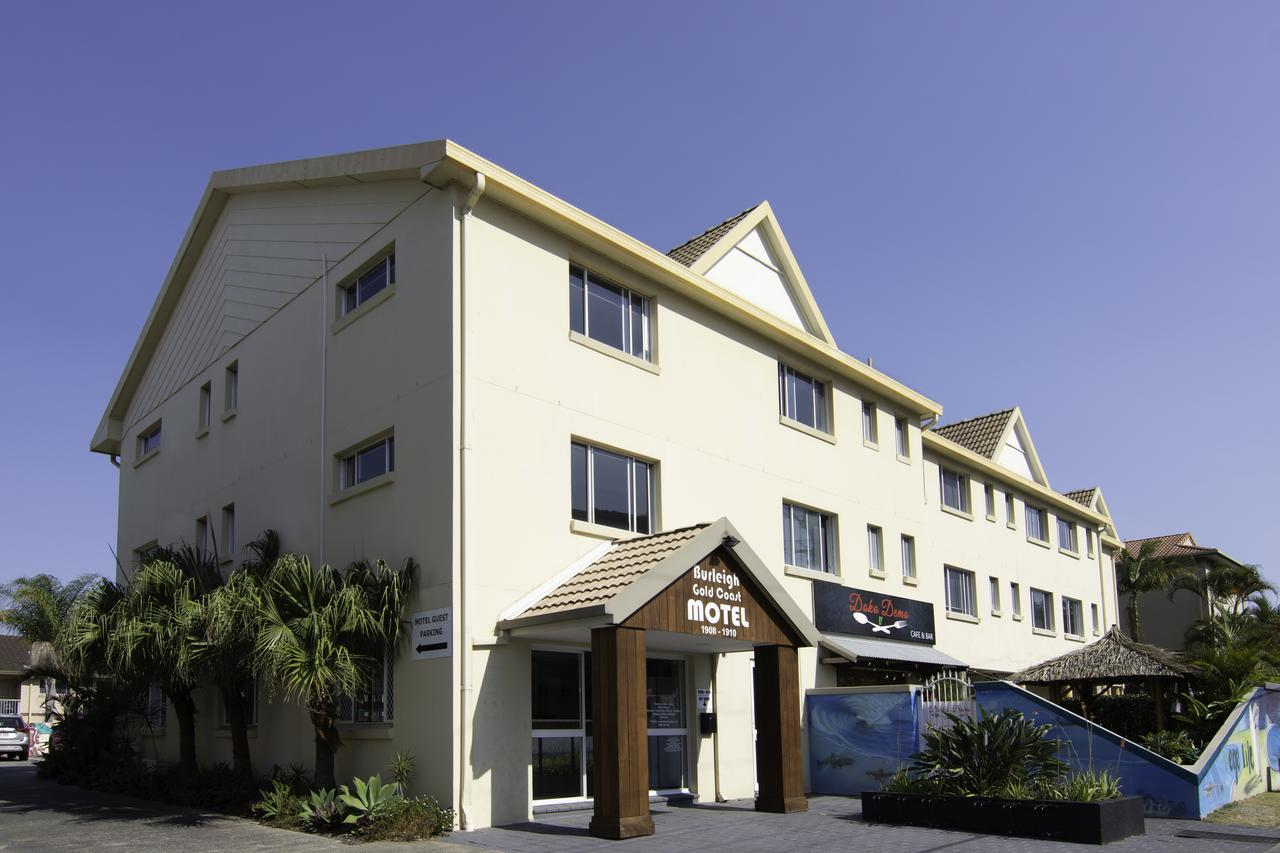 Burleigh Gold Coast Motel - Accommodation Rockhampton