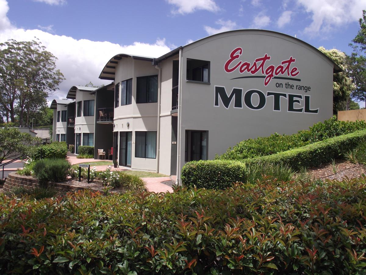 Eastgate Motel on the Range - Accommodation Rockhampton
