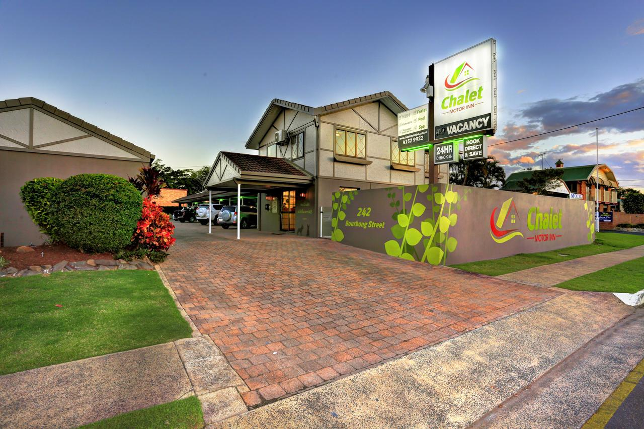Chalet Motor Inn - Accommodation Rockhampton