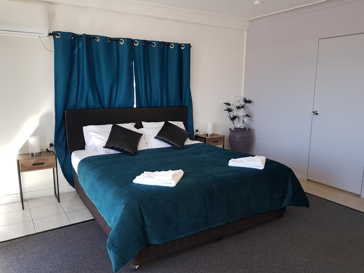 The Q Motel Rockhampton - Accommodation Rockhampton