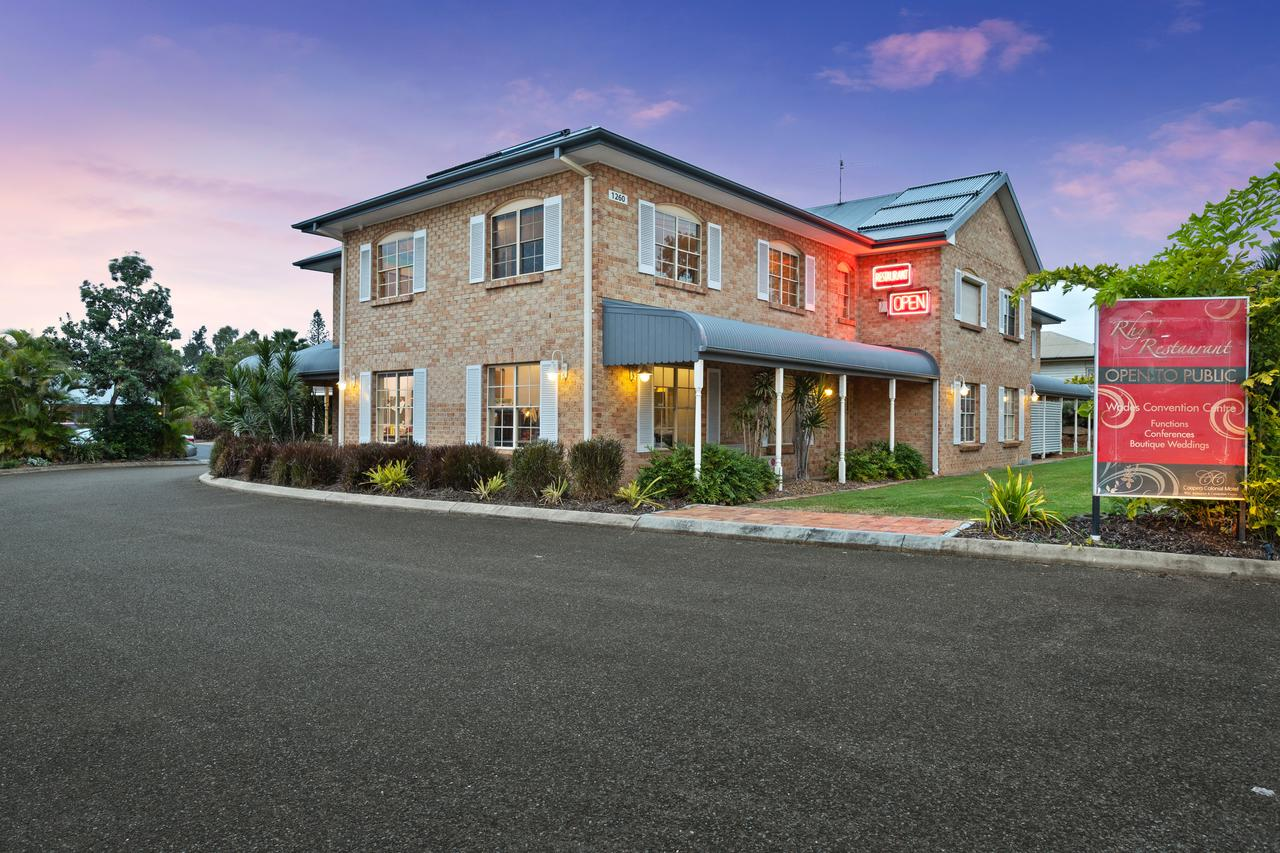 Coopers Colonial Motel - Accommodation Rockhampton