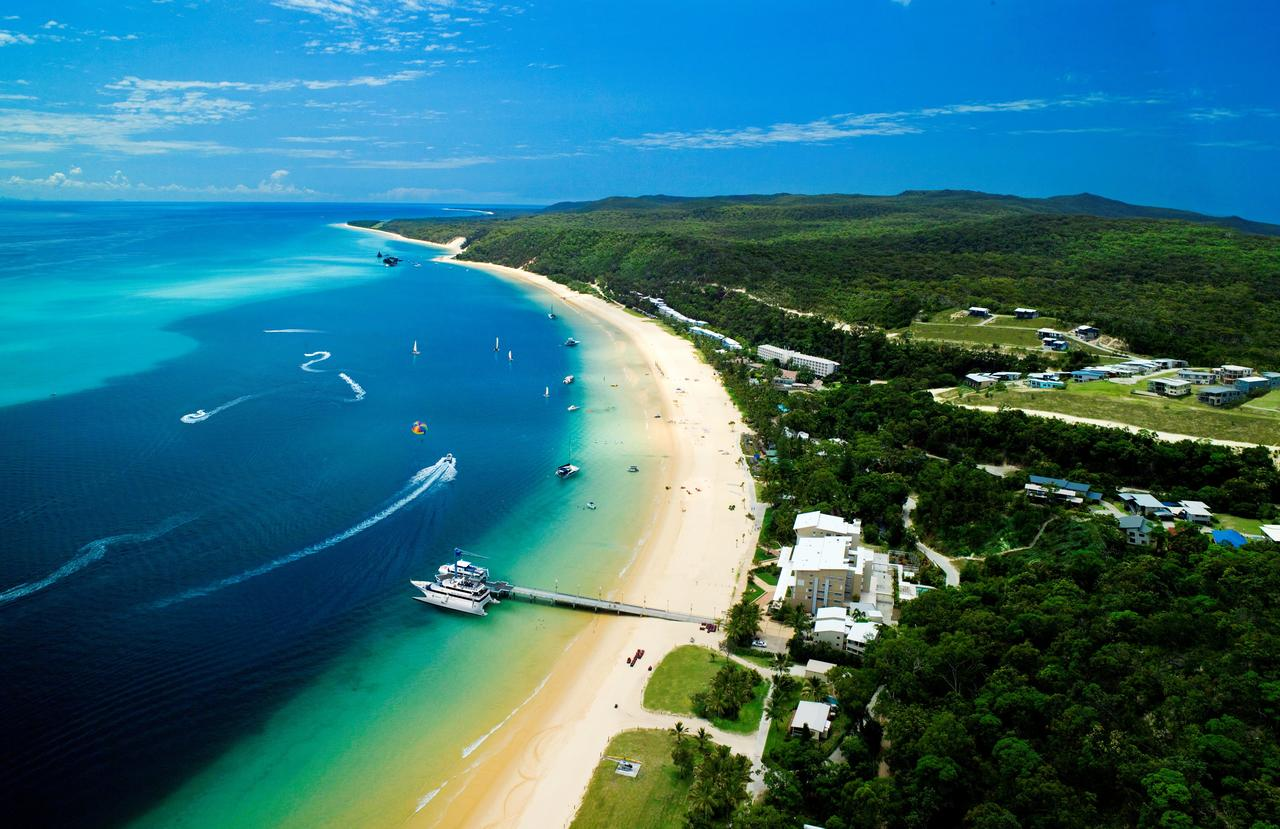 Tangalooma Island Resort - Accommodation Rockhampton