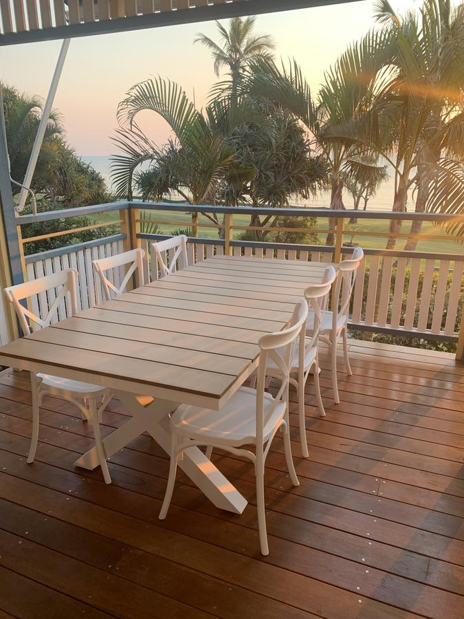 Beach front Villa at Tangalooma - Accommodation Rockhampton