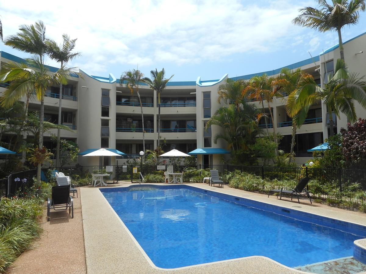 Placid Waters Holiday Apartments - Accommodation Rockhampton