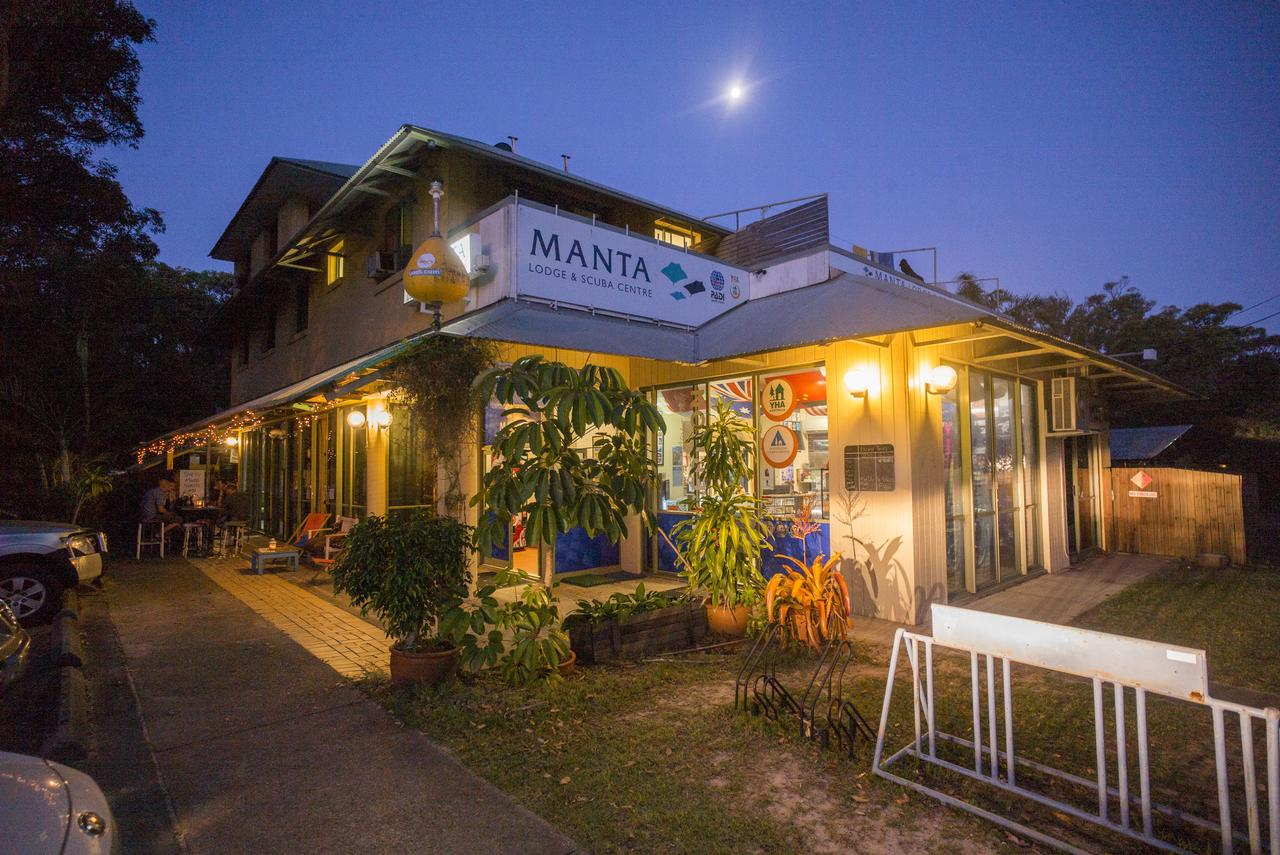 Manta Lodge YHA  Scuba Centre - Accommodation Rockhampton