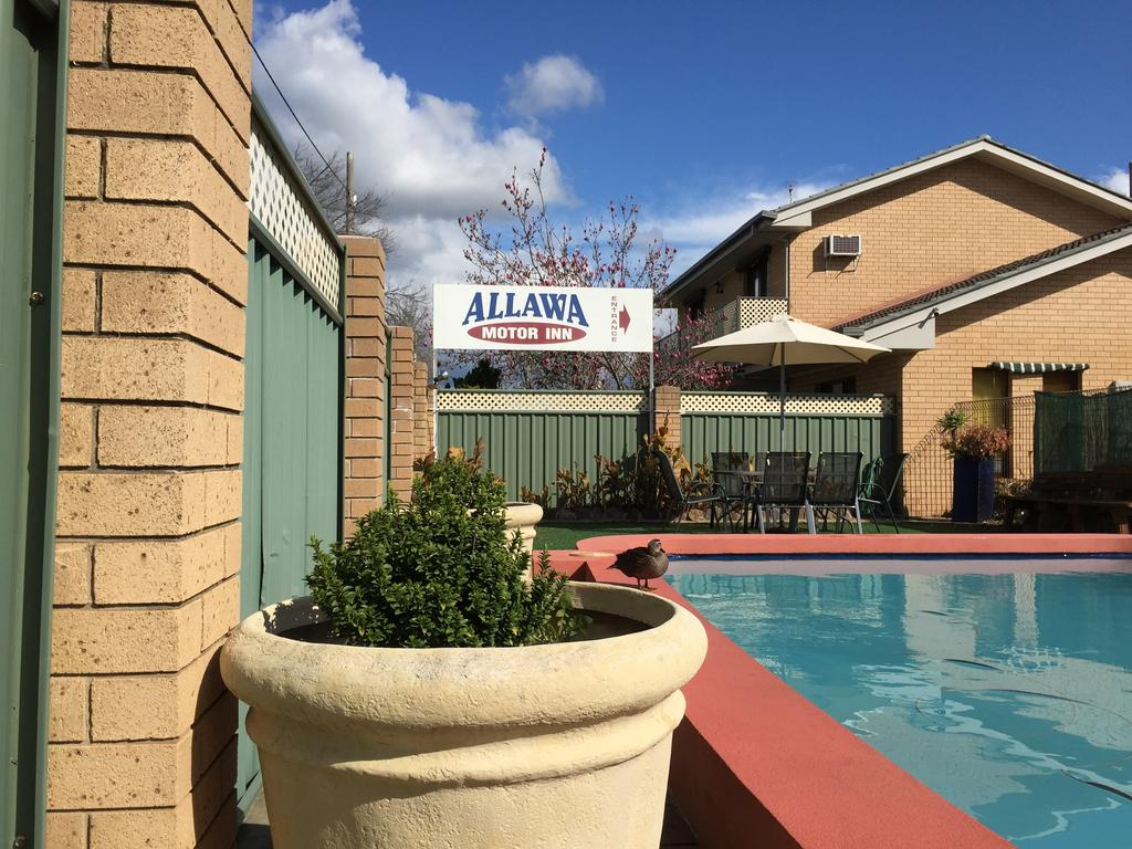 Albury Allawa Motor Inn - Accommodation Rockhampton