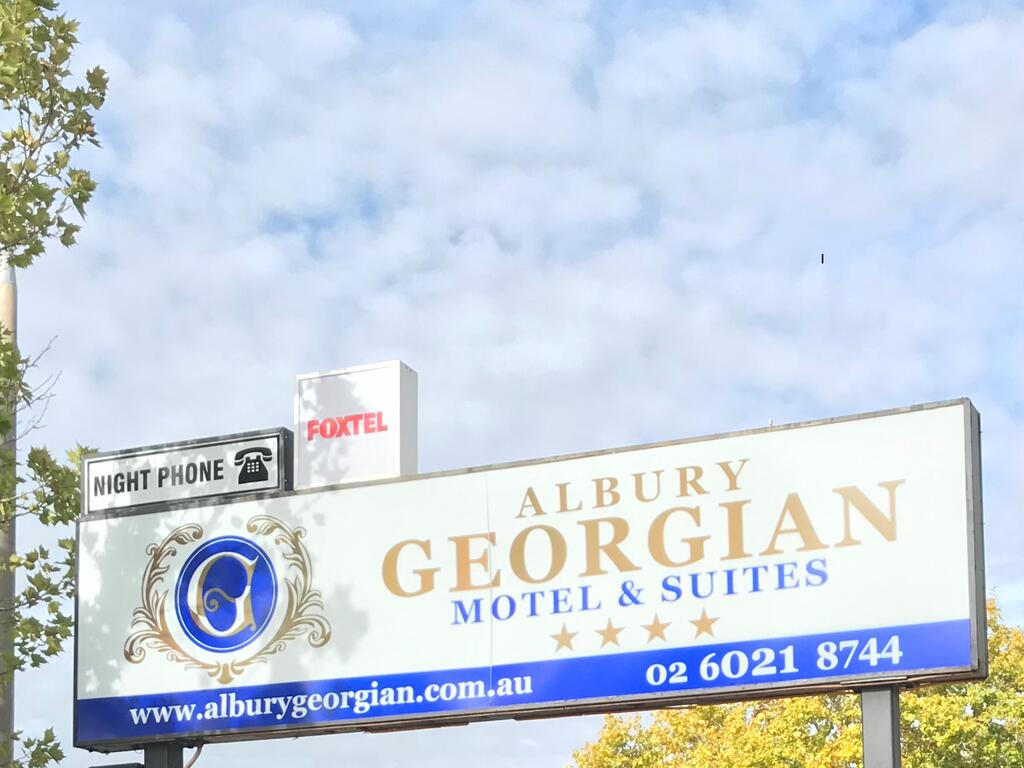 Albury Georgian Motel  Suites - Accommodation Rockhampton