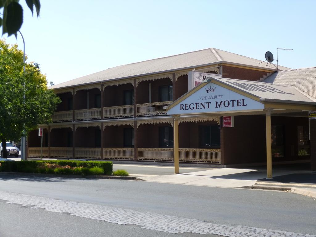 Albury Regent Motel - Accommodation Rockhampton