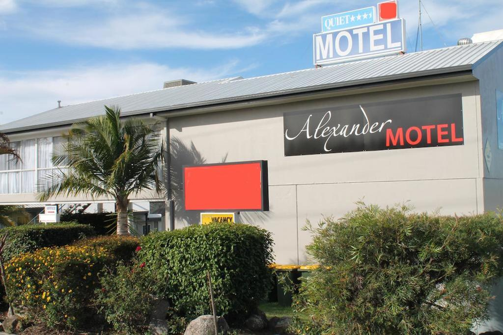 Alexander Motel - Accommodation Rockhampton