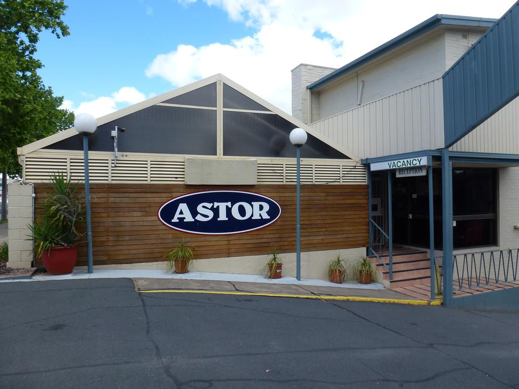 Astor Hotel Motel - Accommodation Rockhampton